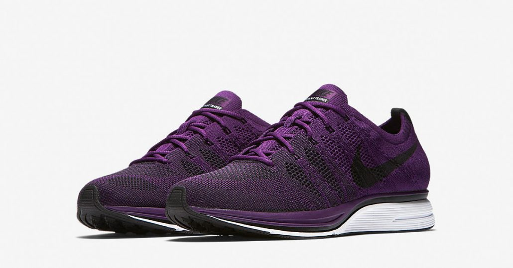 Nike Flyknit Trainer Night Purple AH8396-500