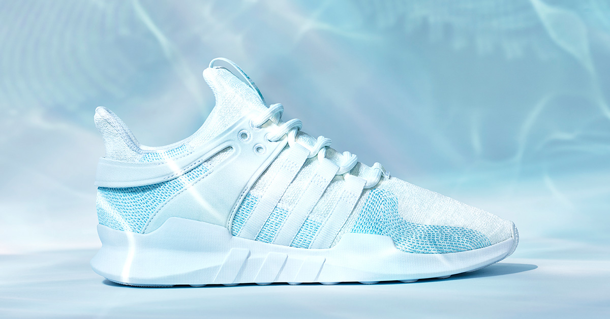 Parley x Adidas EQT Support ADV