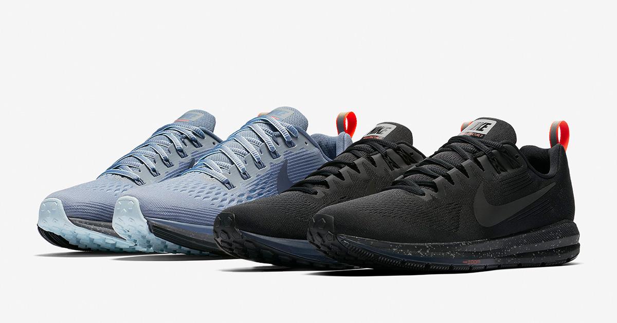 Vandtætte Løbesko fra Nike til Efteråret