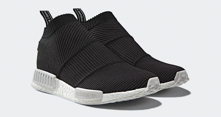 Adidas NMD CS1 Goretex Black White