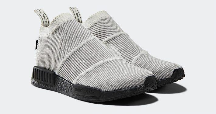 Adidas NMD CS1 Goretex White Black