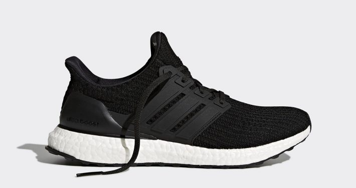 Adidas Ultra Boost 4.0 Black White