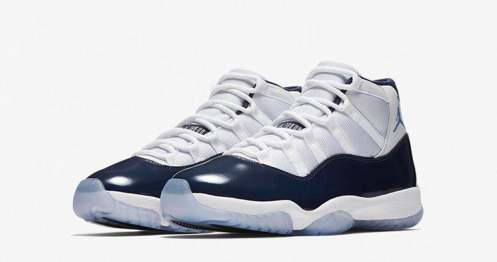 Nike Air Jordan 11 Retro Midnight Navy 378037-123