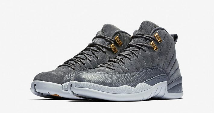 Nike Air Jordan 12 Retro Dark Grey 130690-005