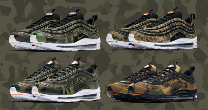 Nike Air Max 97 Camo Pack