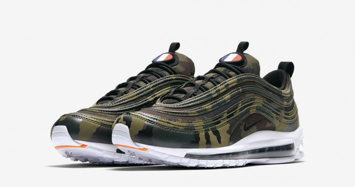 Nike Air Max 97 Camo Pack France AJ2614-200