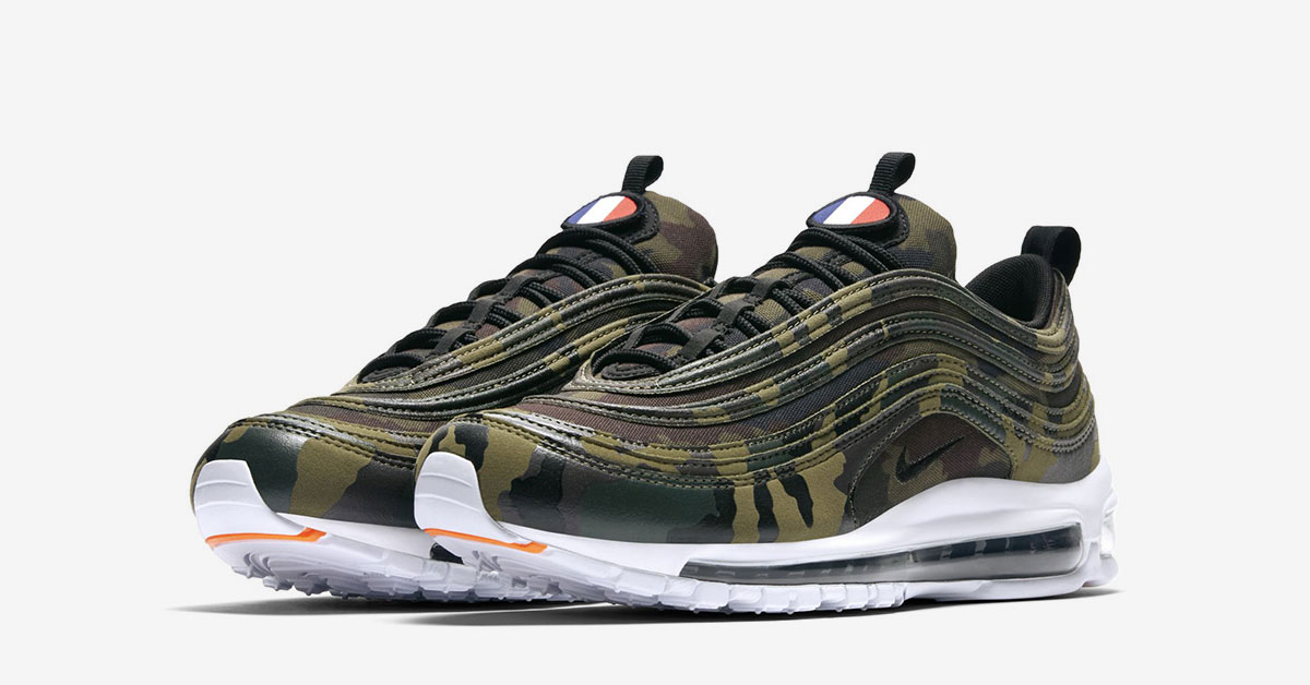buy popular 0b4a4 00fdf ... buy nike air max 97 camo pack france f92c8 68900