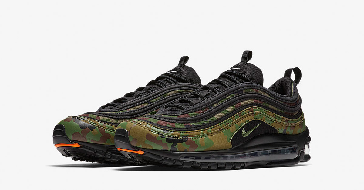 Nike Air Max 97 Camo Pack Japan AJ2614-201