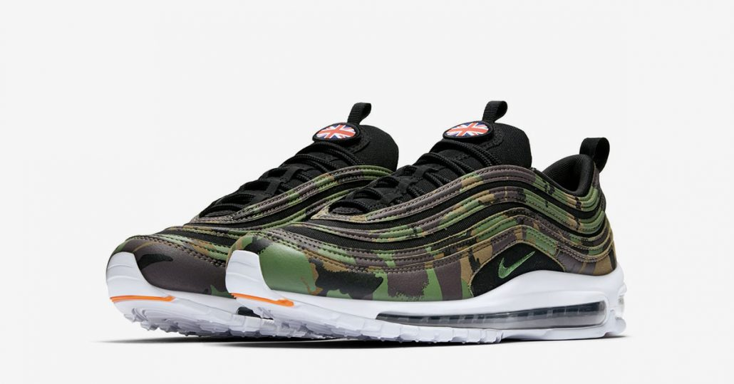Nike Air Max 97 Camo Pack UK AJ2614-201