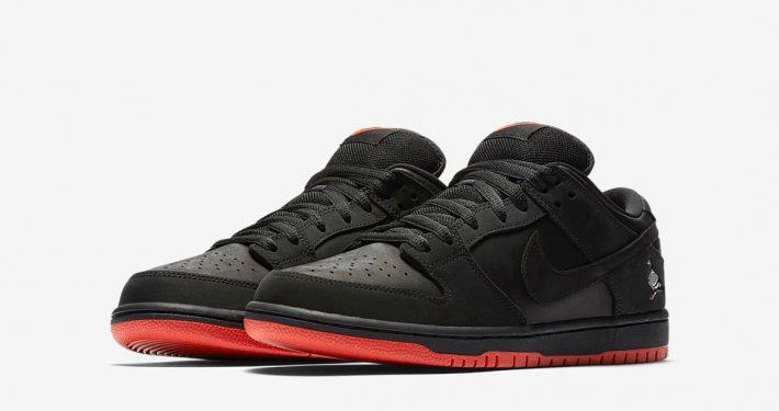 Nike SB Dunk Low Pro Black Pigeon