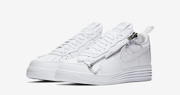 Acronym x Nike Air Force 1 Low White AJ6247-100