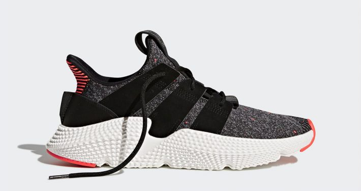 Adidas Prophere Black Red CQ3022