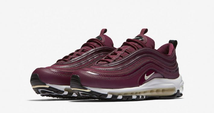 Womens Nike Air Max 97 Bordeaux 917646-601