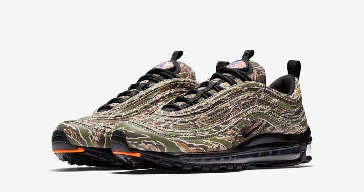 Nike Air Max 97 Camo Pack USA AJ2614-205