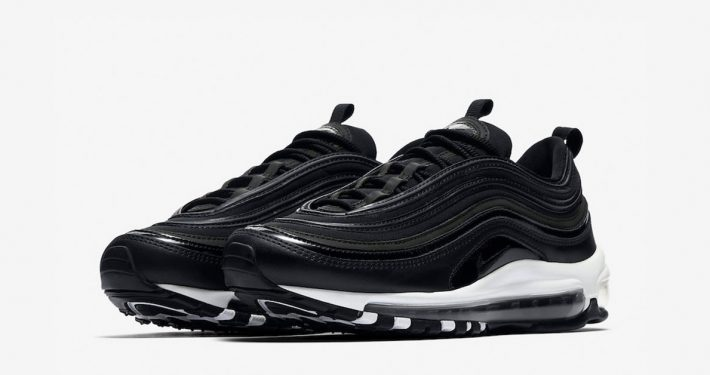 Womens Nike Air Max 97 Premium Black 917646-003