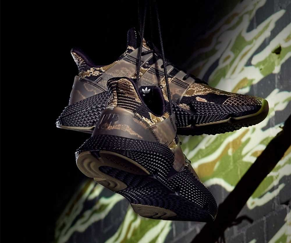 Undefeated x Adidas Prophere Camo