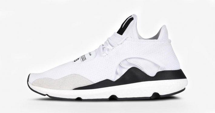 Adidas Y-3 Saikou White Black AC7195
