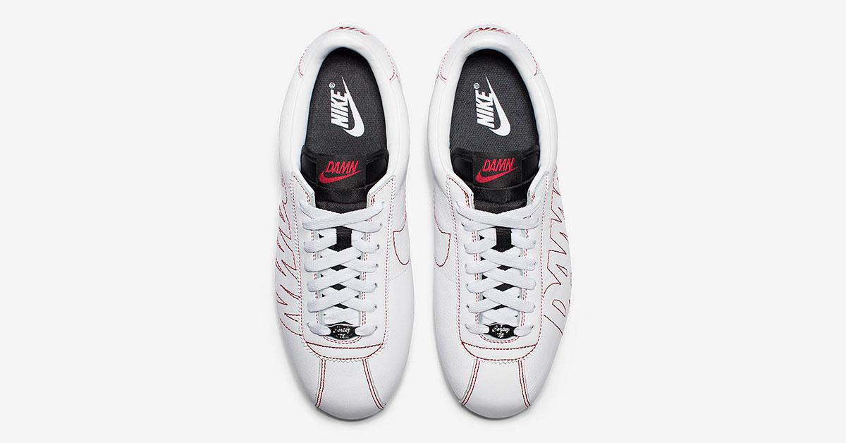 Kendrick Lamar x Nike Cortez Kenny 1 AV8255-106