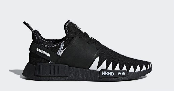Neighborhood x Adidas NMD R1 DA8835