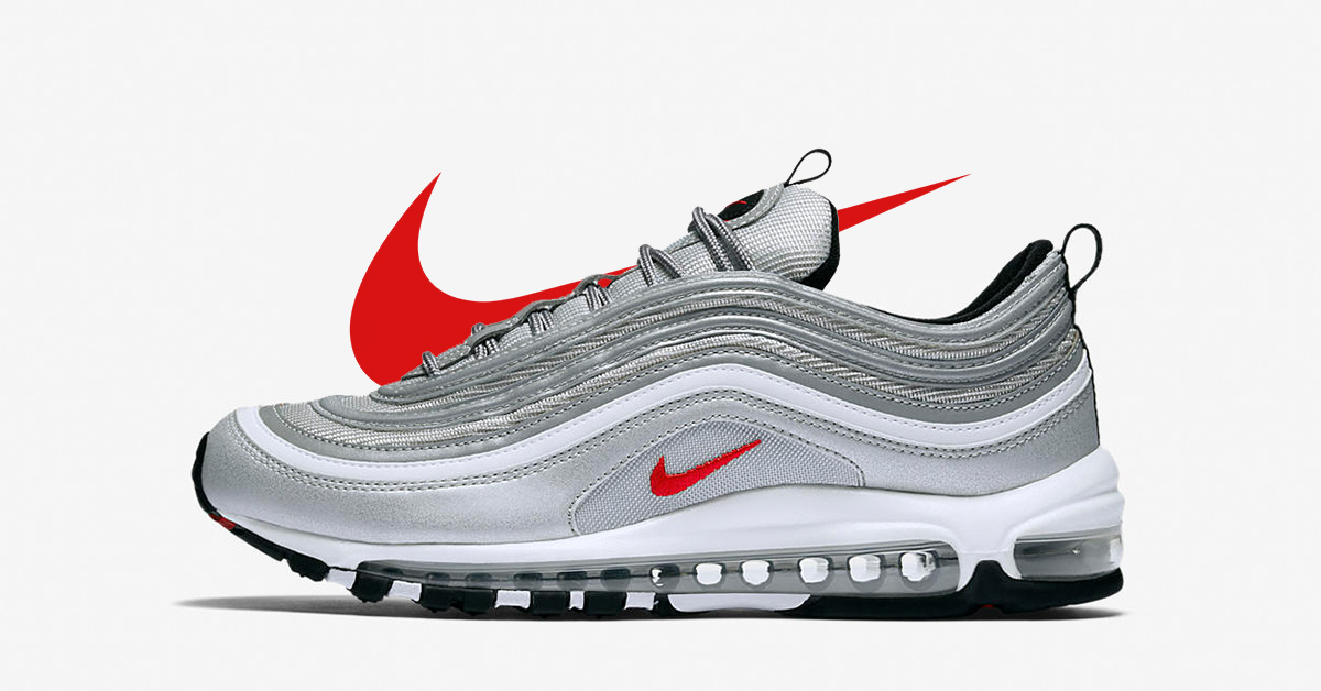 Nike Air Max 97 Silverbullet - Den original colorway