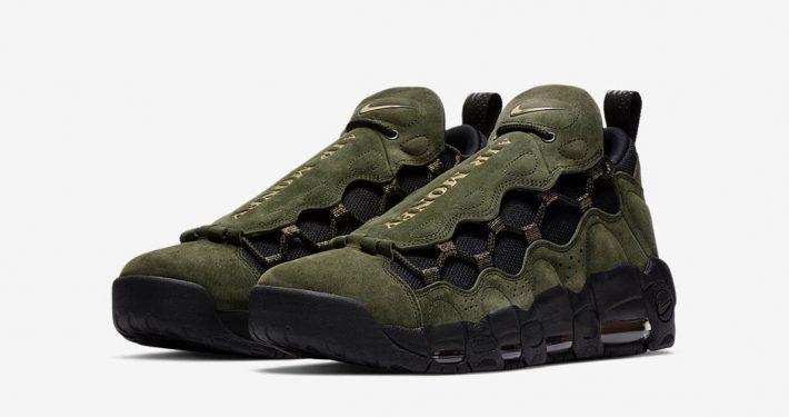 Nike Air More Money Sequoia AJ7383-300