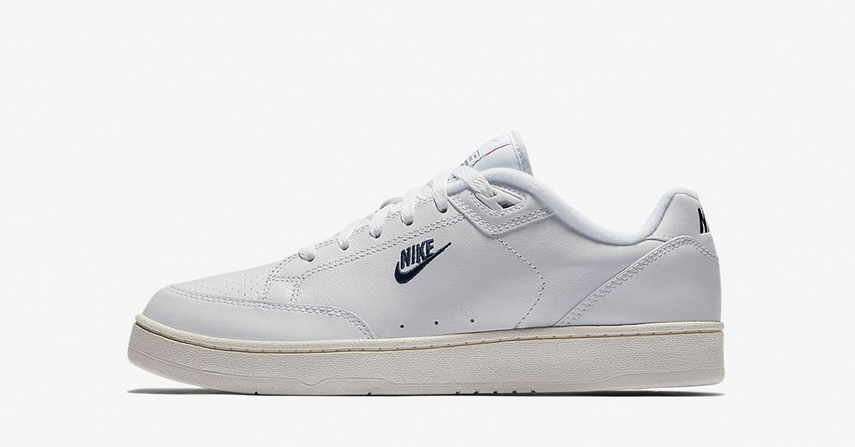 Nike Grandstand 2 Hvide AA2190-100