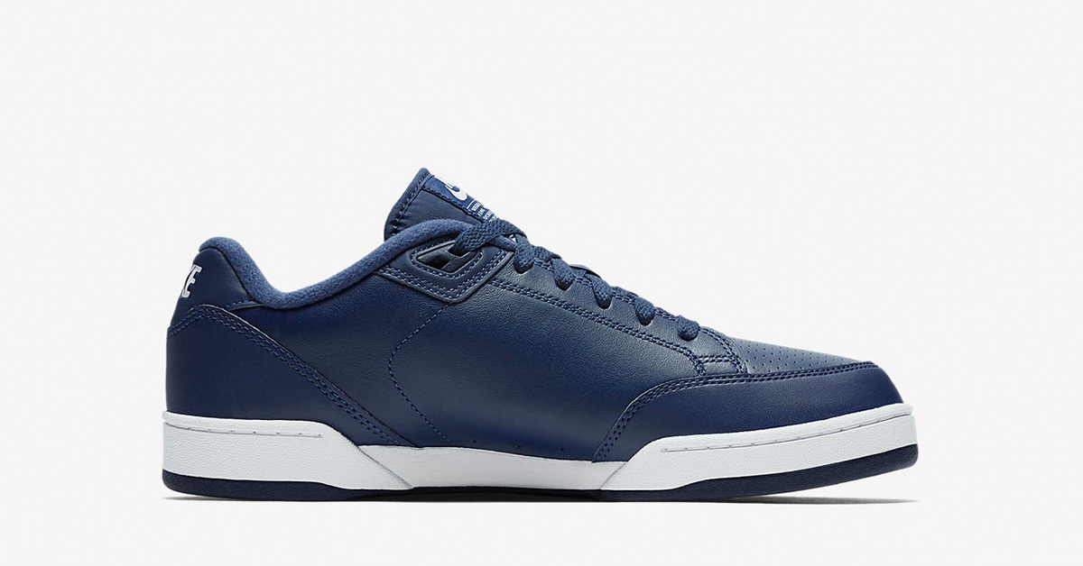 los angeles 04d3b 172cc Nike Grandstand 2 Navy - Cool Sneakers