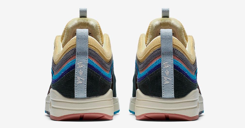 Sean Wotherspoon x Nike Air Max 1/97 AJ4219-400