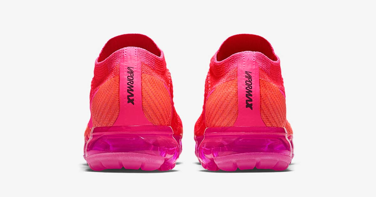 Womens Nike Air VaporMax Hyper Punch 849557-604