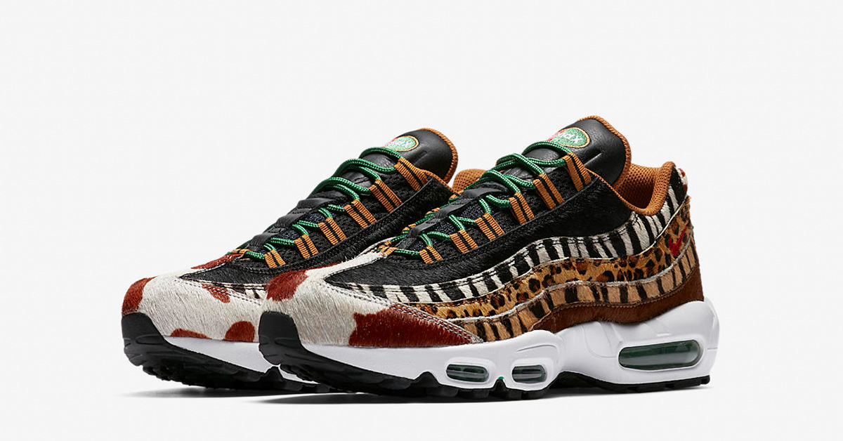 bc88f3b633 ... new zealand atmos x nike air max 95 animal pack 2.0 7f7d9 a5902