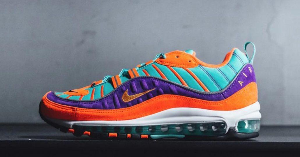 pretty nice 6b7f1 d9350 Purple/Orange Air Max 98? | NikeTalk