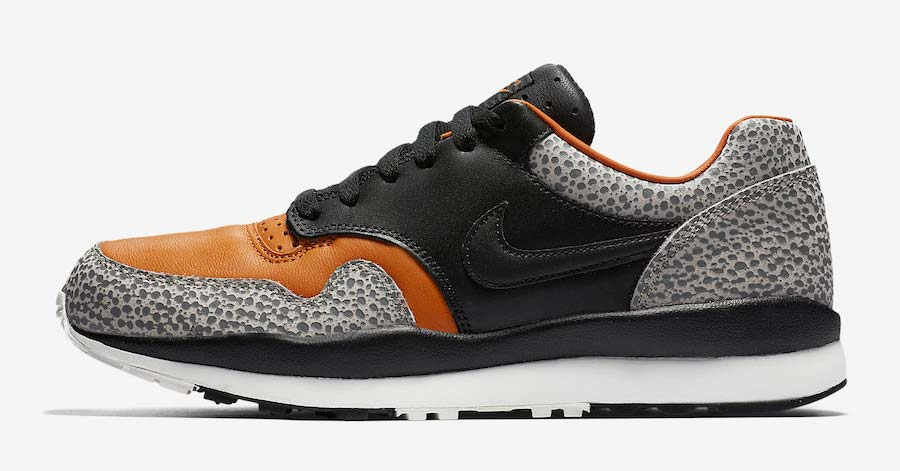 Nike Air Safari Black Monarch Cool Sneakers