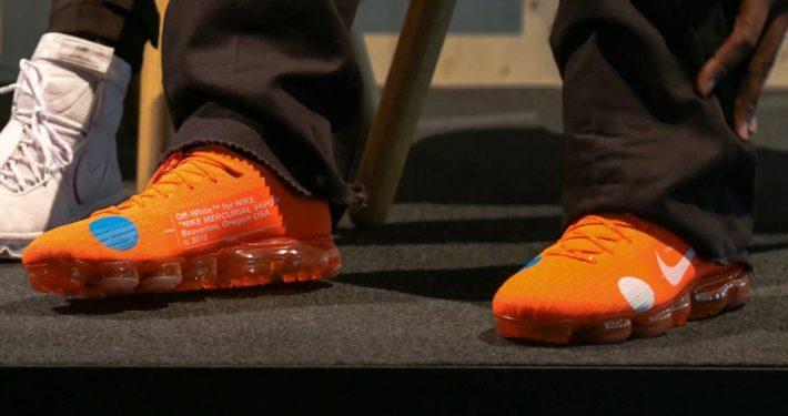Virgil Abloh x Nike Air Mercurial VaporMax