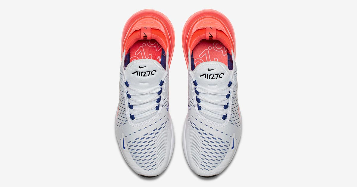 Womens Nike Air Max 270 Ultramarine AH6789-101