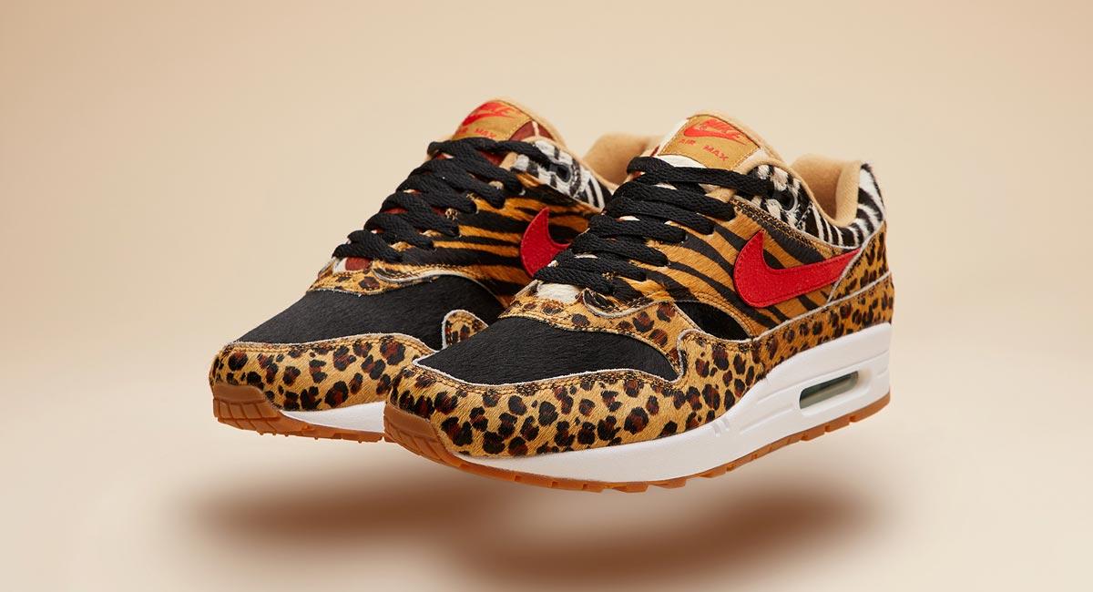 Atmos x Nike Air Max 1 Animal Pack