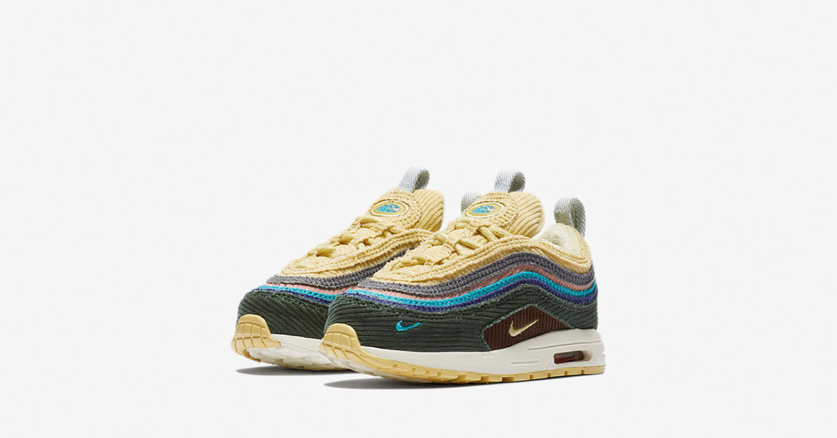 on sale 7d934 edac0 Nike Air Max 197 Sean Wotherspoon til Børn