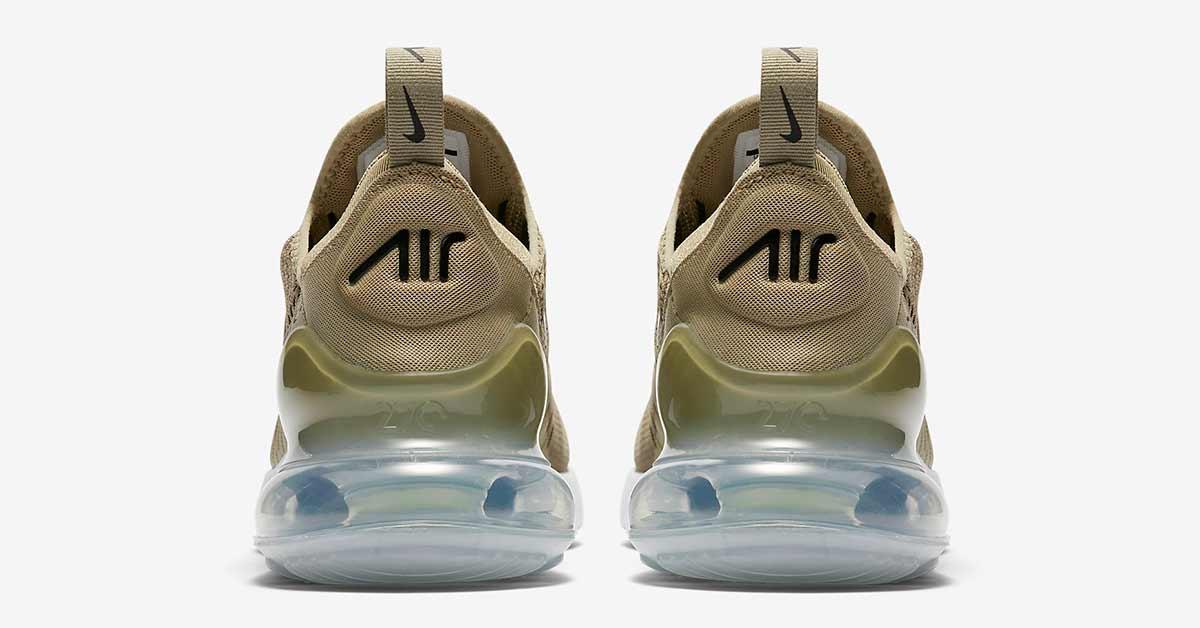 Womens Nike Air Max 270 Olive AH6789-200