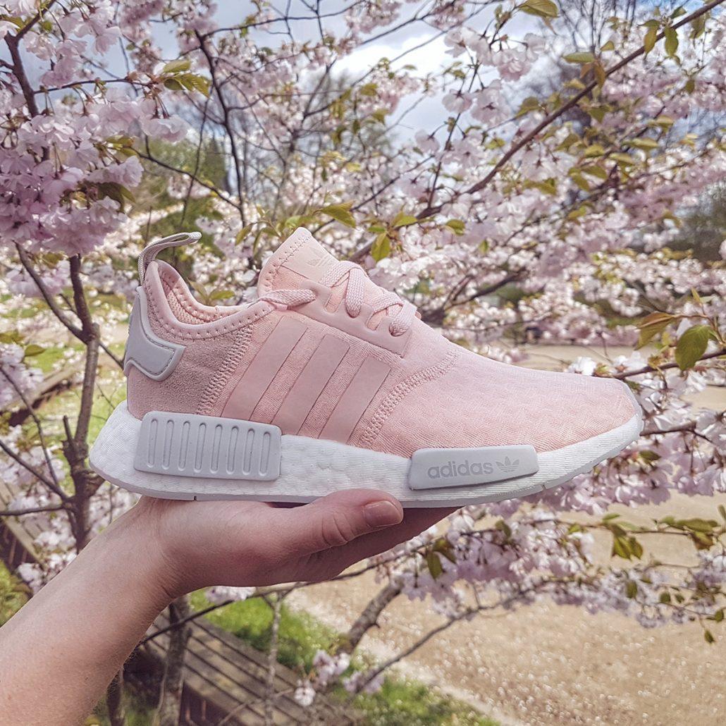 Adidas NMD Pink : Adidas sko | Køb Adidas sko til damer og