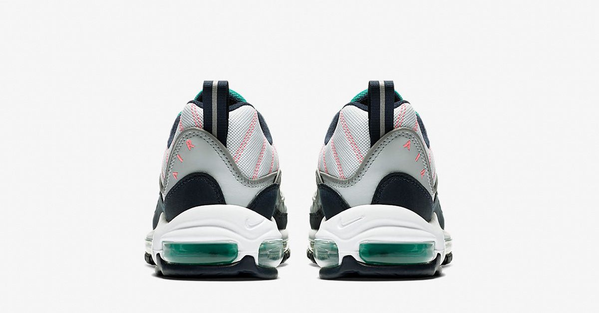 8582e638d73 Nike Air Max 98 Pure Platinum Obsidian - Cool Sneakers
