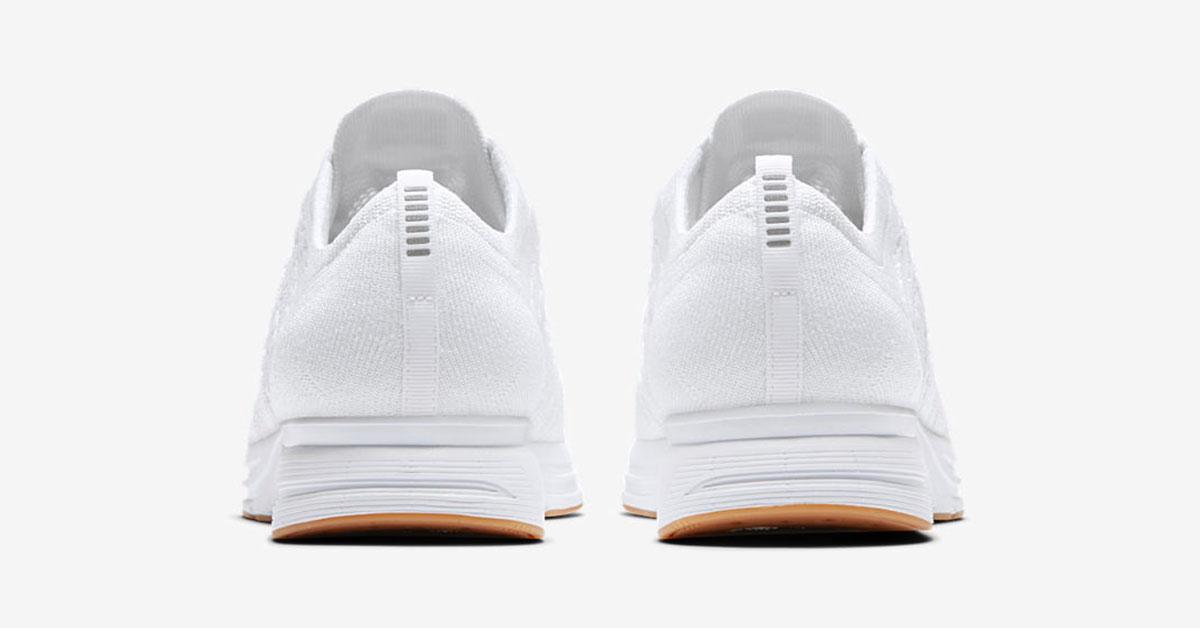 Nike Flyknit Trainer White Gum AH8396-102