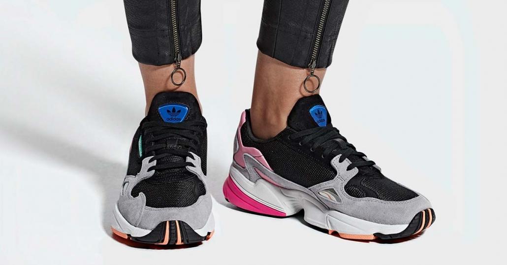 on sale 2f075 e5cb8 Adidas Falcon til Kvinder