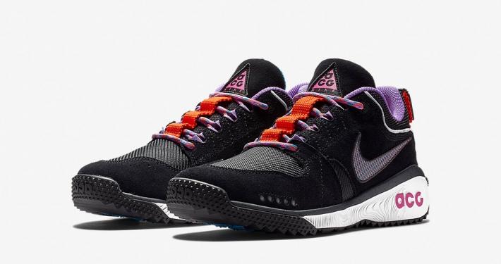 Nike ACG Dog Mountain Black Hyper Grape AQ0916-001