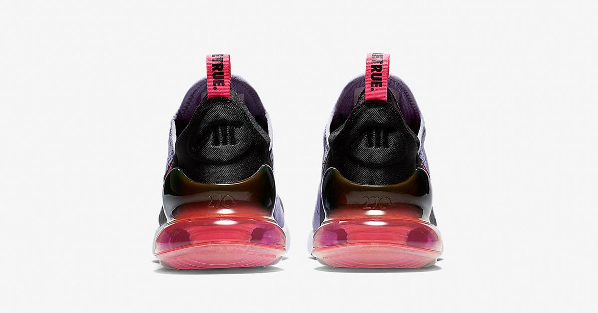 Nike Air Max 270 Be True AR0344 500 Release 2018