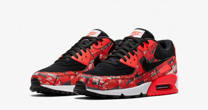 Nike Air Max 90 Atmos We Love Nike AQ0926-001