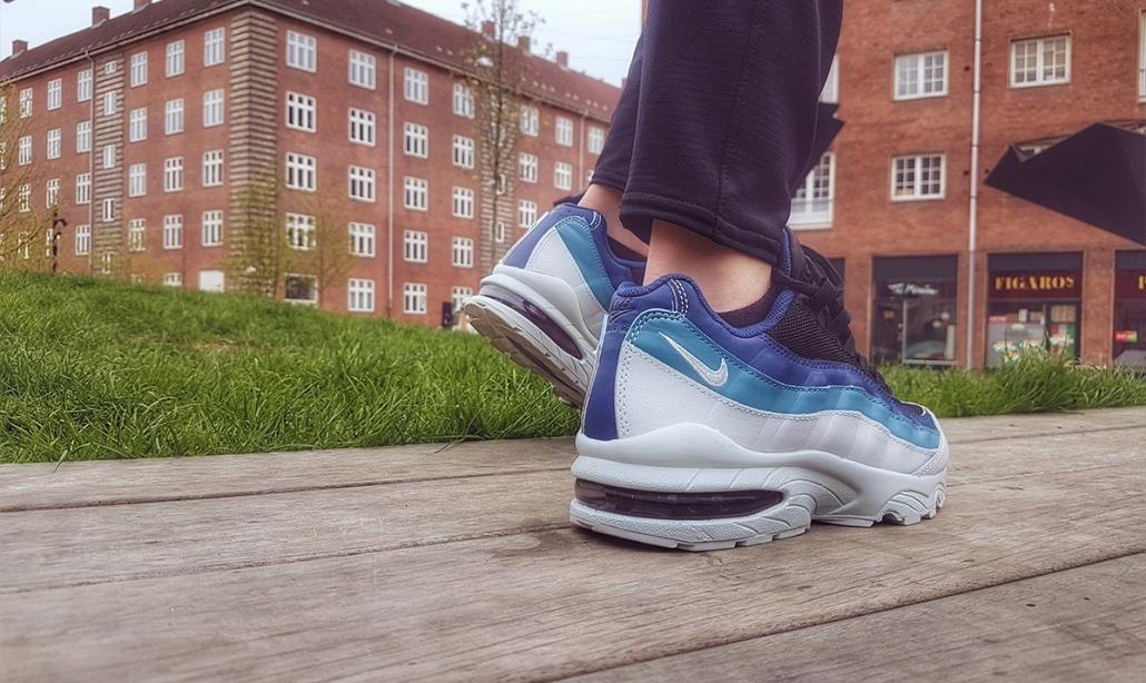 Nike Air Max 95 til Børn Cool Sneakers