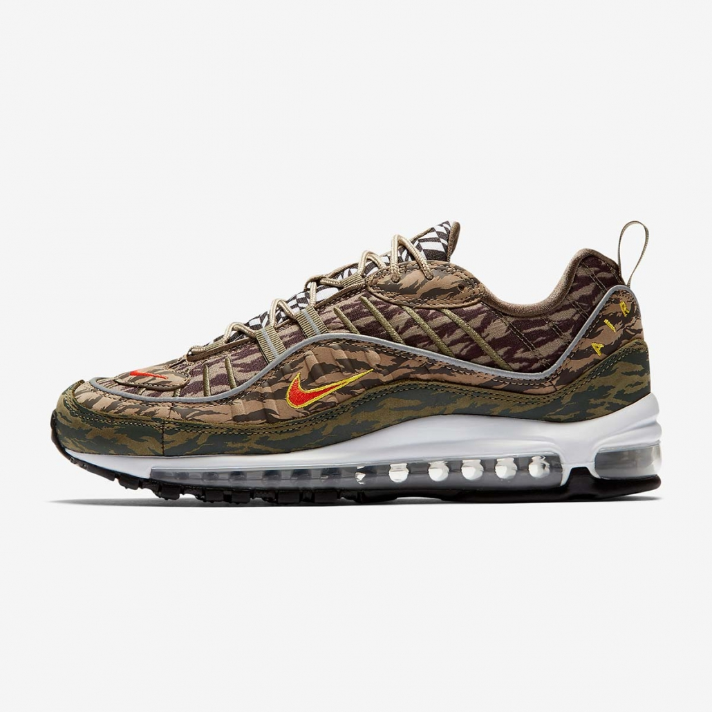 Nike Air Max 98 All Over Print Collection Cool Sneakers