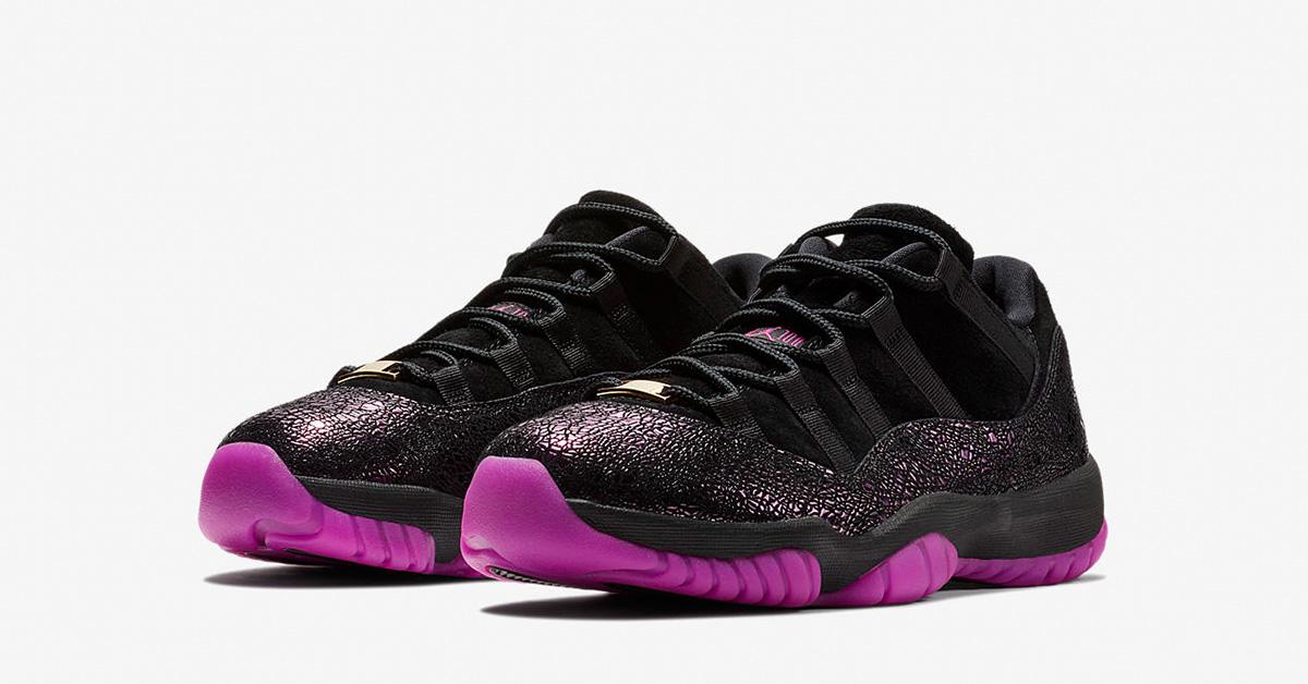 Womens Nike Air Jordan 11 Low Maya Moore AR5149-005