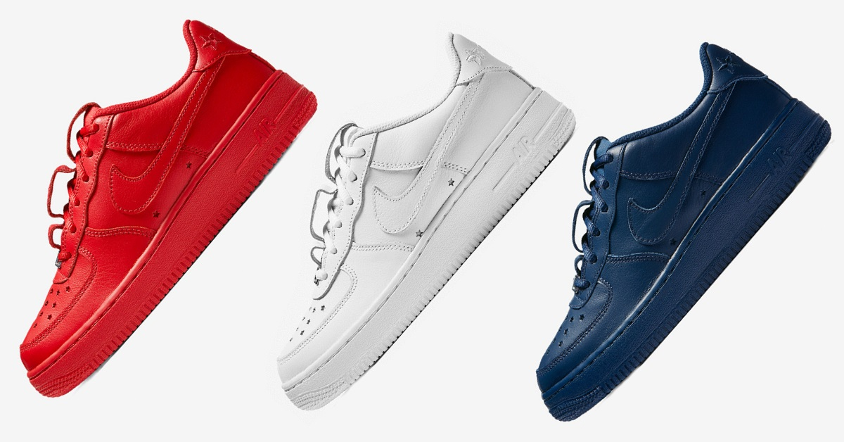 49bdc6a8 Nike Air Force 1 Independence Day - Cool Sneakers