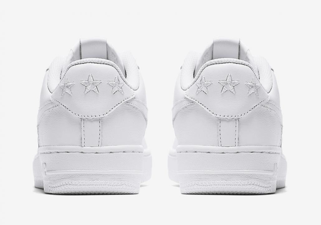 Nike Air Force 1 QS Independence Day Hvid AR0688-100
