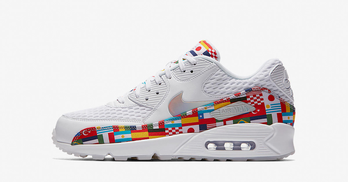 Nike Air Max 90 International Collection AO5119-100